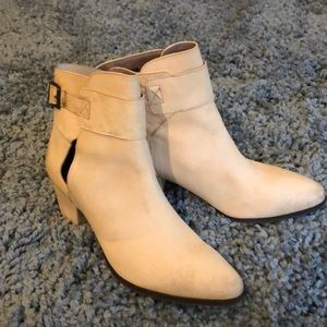 Free People Belleville Ankle Boot Natural/Unglazed
